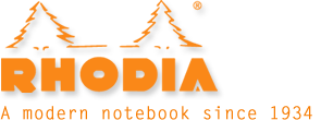 Rhodia Pads & Notebooks | A Modern Notebook since 1934