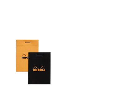 Rhodia Top-Stapled Pad N° 10
