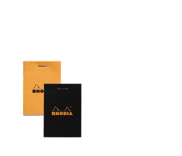 Rhodia Top-Stapled Pad N°11