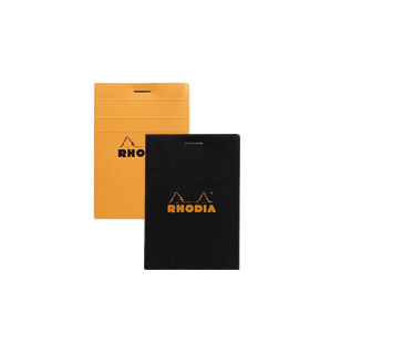 Rhodia Top-Stapled Pad N°12