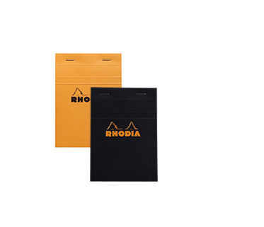 Rhodia Top-Stapled Pad N°13