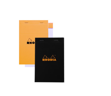 Rhodia Top-Stapled Pad N°14