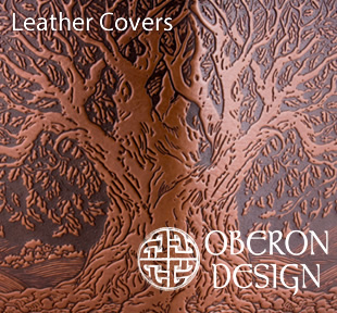 Oberon Leather Covers