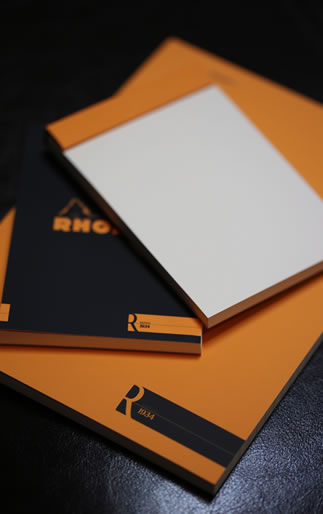 Rhodia Premium Collection