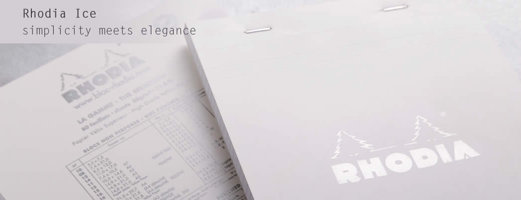 Rhodia Notebooks & Writing Pads | Official U S  Distributor
