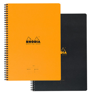 Meeting Book - A4 & A5