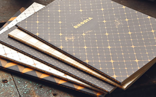 Discover new Rhodia notebooks