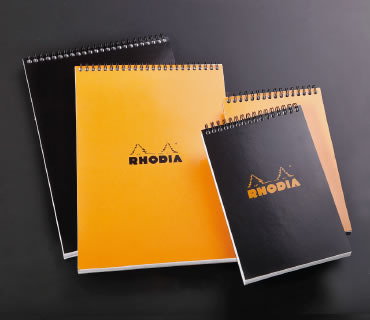 Wirebound Notepads & Notebooks
