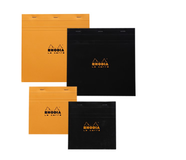 Rhodia Top-Stapled Le Carré Pads