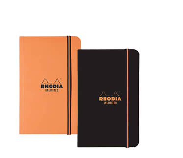 Rhodia Unlimited Pocket Notebooks