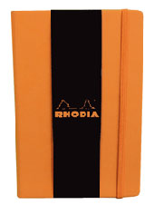Rhodia Webnotebook A6 orange