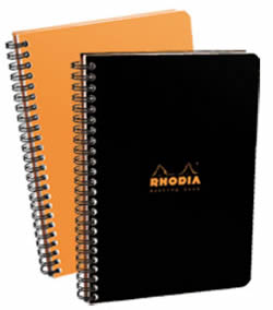 Rhodia meeting book A5+